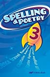 Spelling and Poetry 3