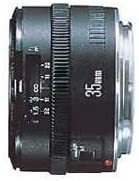 Canon EF 35mm Used Canon lens