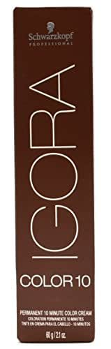Schwarzkopf Professional Igora Color10 Hair Color - 7-0 Medium Nat Blonde
