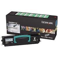 LEXMARK E450H11A / 11.0K TONER CART HIGH YIELD