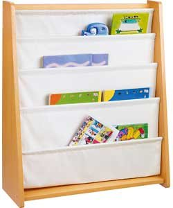 Childrens Book Shelves Bookcase Furniture Unit Perfect For Playroom Or  Bedroom