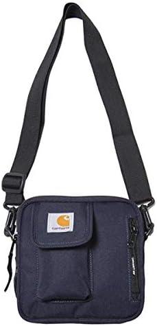 ワークインプログレス CARHARTT WIP エッセンシャルバッグ スモール Essentials Bag, Small ショルダーバッグ ダークネイビー