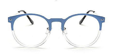 Embryform Fashion Fun Unisex Clear Lens Nerd Geek Glasses Glasses