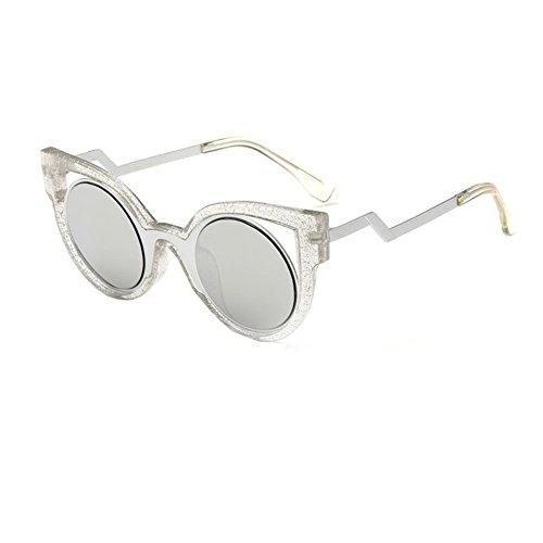 Sinkfish SG80032 Gift Sunglasses for Women,Anti-UV & Elegant Reflector - UV400 - Bifocal Dkny Sunglasses