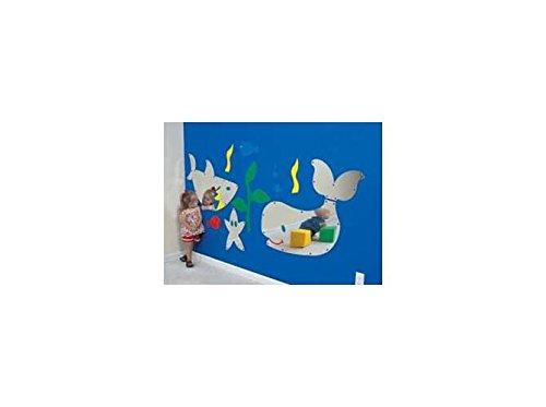 Children's Factory Mini Sea Me Mirror - Acrylic Aquarium Deluxe
