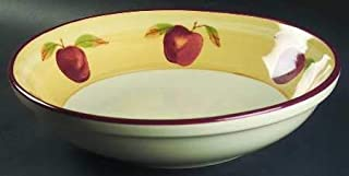 product image for Hartstone Russet Apple Pasta Serving bowl, 13""