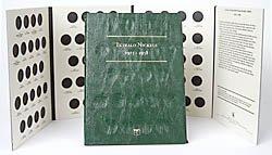 Folder Buffalo - Littleton Buffalo Nickels 1913-1938 Coin Folder LCF24