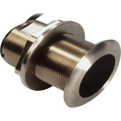 - Garmin B619 20° Tilt Bronze Thru-Hull Transducer - 8-Pin Cable Length (Feet) = 30' ; Fairing Block Included