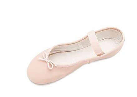 (S0209G) Bloch Arise Chaussure de Ballet Cuir Rose Gr. 32