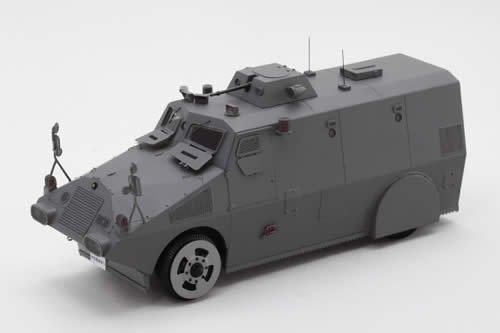 1/43 F-3特型警備車1970 警察本部機動隊警備車両 レジン製 H7437003