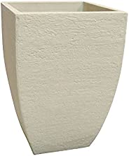 Vaso Quadrado Moderno 20 Japi Quadrado Moderno Cimento