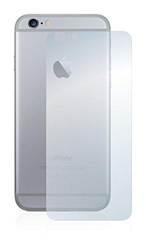 upscreen Bacteria Shield Matte Pellicola Protettiva Opaca per Apple iPhone 6 Posteriore (intera superficie) Proteggi Schermo Antibatterica, Antiriflesso