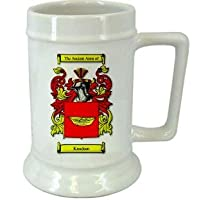 Knudsen-Norwegian Family Crest Stein / Knudsen-Norwegian Coat of Arms Stein