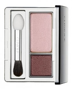 Clinique Colour Surge .06 oz / 1.8 gr 403 Rose Wine Eye Shadow Duo