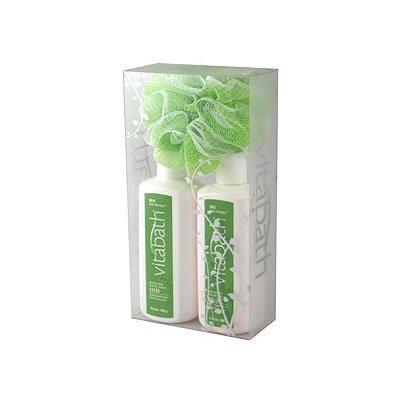 (Vitabath Original Spring Green Everyday Set by Vitabath)
