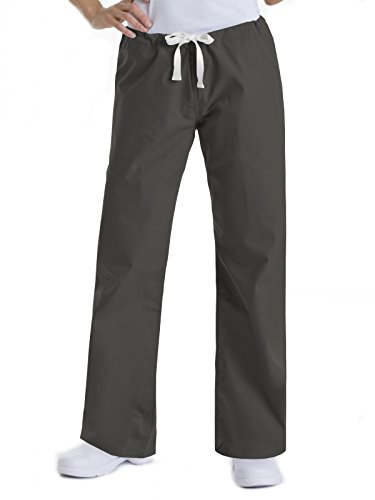 Urbane Essentials 9502 Relaxed Drawstring Pant Graphite XL
