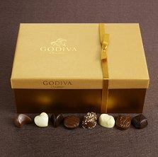 Godiva 105 pc. Gold Ballotin Gift Box