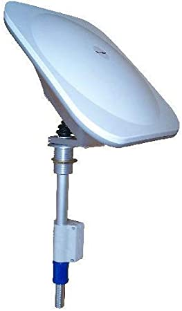 MSAT530 - Antena parabólica TTSAT/Astra para Camping, Coche, Furgoneta, camión