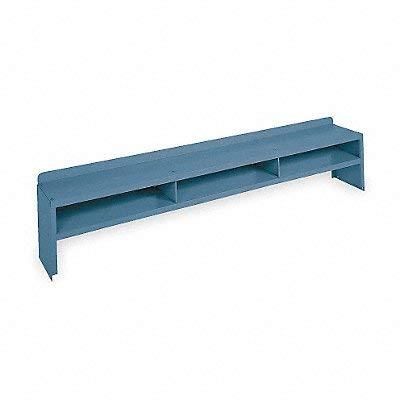 Edsal Dual Shelf Riser 60 W x 10 D x 12 H Blue