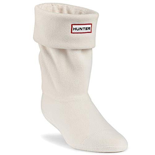 Hunter Baby Girl Fleece Welly Boot Socks Fabric
