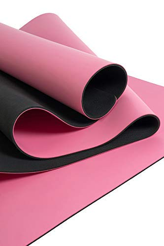 YogaStudio The Grip - Esterilla para Yoga (4 mm), Rosa ...