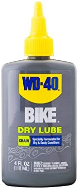 Wd 40 Bike Dry Chain Lubricant 4 Oz Amazon Com Au Sports