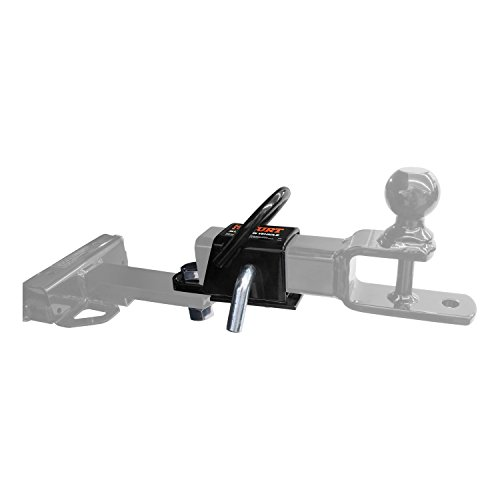 Curt 45006 Bolt-On ATV Tongue Adapter - Curt Receiver Hitch Adapter