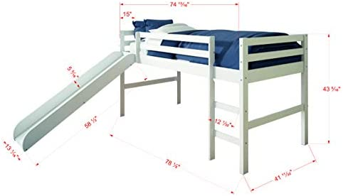 Donco Kids Loft Bed
