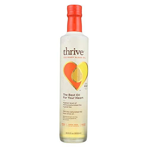 THRIVE ALGAE CULINARY COOK OIL, GRAN BAR, DK CHOC, CHRY, SS - Pack of 6 by THRIVE ALGAE CULINARY COOK OIL (Image #2)