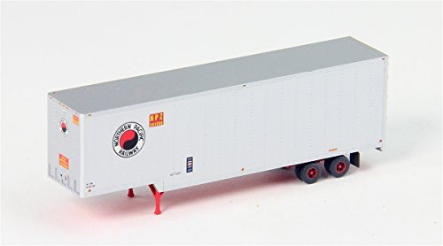 Trainworx N 40' Drop Frame Trailer, Northern Pacific for sale  Delivered anywhere in USA