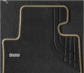 BMW Carpeted Floor mats - 4 Series and Similar 3 Series