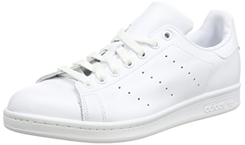 Smith 0 Footwear Plataforma White Adulto Sandalias con Blanco Unisex Adidas Stan S7pWSnT