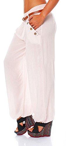 6019 Donna Malito Harem Zuava Rosa Aladin look Baggy Yoga Unica Pump Chino Sbuffo Nella Boyfriend Alla Pantaloni Taglia Oq6wrOA