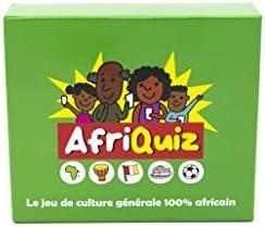 AfriQuiz Edition 2018 - Juego de Mesa - El Juego de Cultura ...