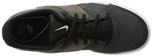 Arrowz Gre NIKE 002 Trainers s dark Black Men Black White w8R8ECq