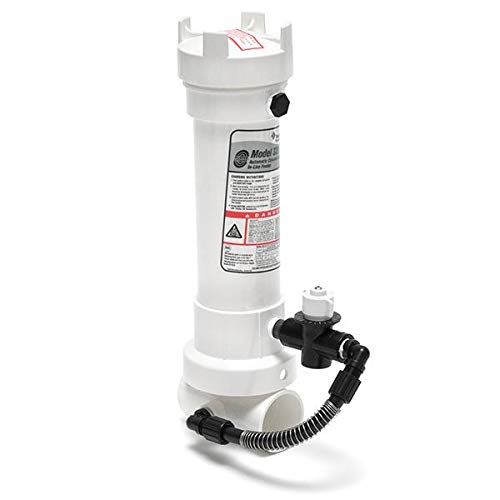 Pentair R171096 Rainbow 320 Automatic In-Line Chlorine/Bromine Feeder For Pool And Spa by Pentair