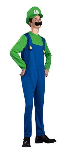 Super Mario Teen Luigi Costume