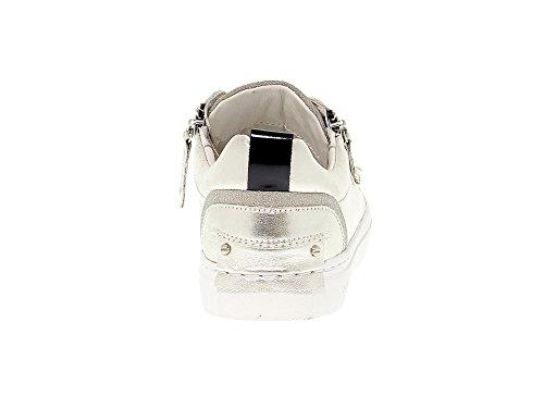 Crime Donna London oro 25233ks126 Argento Sneakers Pelle qfwxnq4rBg
