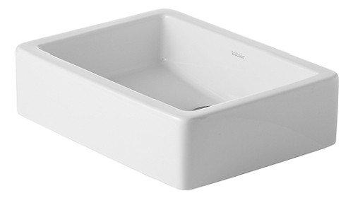 duravit aufsatzwaschbecken vero breite 50cm geschliffen wei 455500000 455500000. Black Bedroom Furniture Sets. Home Design Ideas