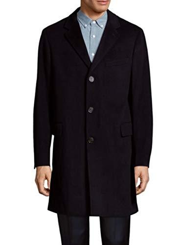 Saks Fifth Avenue 100% Cashmere Topcoat - Avenue Fifth Cashmere