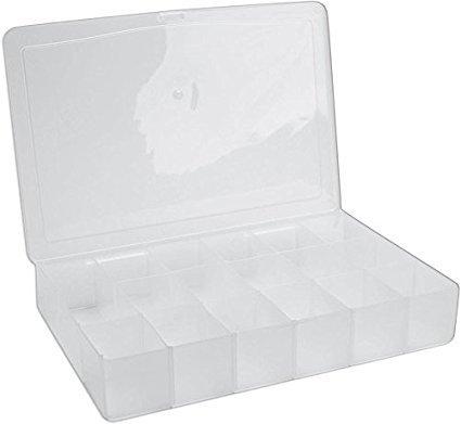 Darice 10674 17 Compartment, Large Empty Floss Organizer Darice (DARIE)
