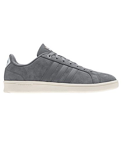 Adidas cloudfoam Advantage Herren Sneaker, Grau (Grau (gris)
