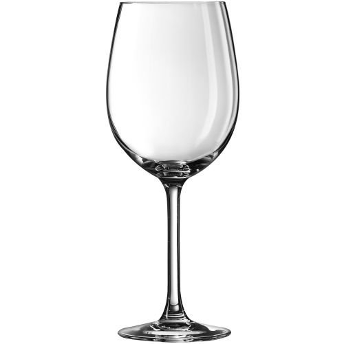 Arcoroc Excalibur Fully Tempered Breeze Wine Glass, 11 3/4 Ounce Case of 6
