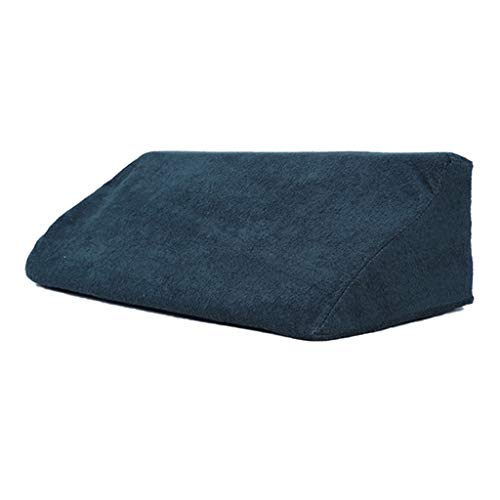(YJDTUJ Treatment Foam Bed Wedge Pillow Medical Turntable Anti-Decubitus Care Patient Triangle Pad R-Type Position Cushion (Size : One Size))