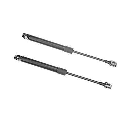 2 x Front Hood Lift Support Struts Gas Spring for BMW E34 525i 530i 535i 540i M5 1989-1995: Automotive