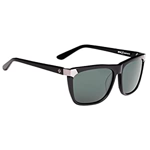 SPY Optic Emerson Sunglasses for Men and for Women | Optimal Clarity Shatter Resistant Lenses | Great Unisex Style with Patented Detail Boosting Happy Lens Tech | Great for Outdoor Activities