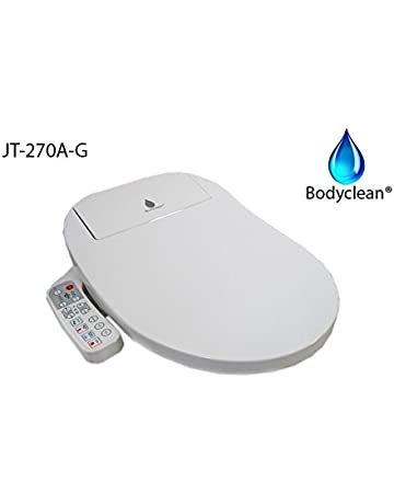 Tapa automática de inodoro japonés para WC, Full Options Bodyclean