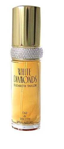 Elizabeth Taylor White Diamonds Eau de Toilette Spray, 1 fl