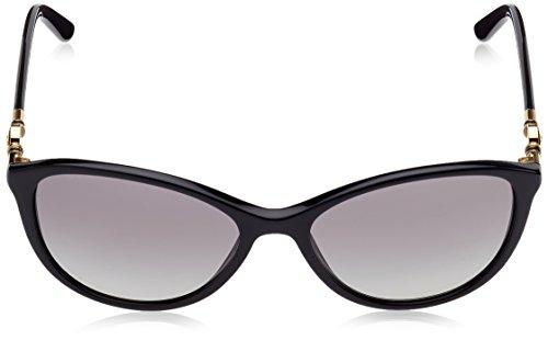 Gradient VE4251 Versace Gray Black Sonnenbrille Noir BOpO6q