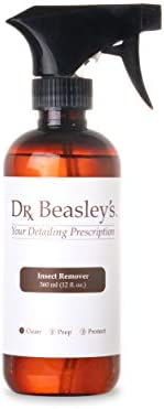 Dr. Beasley's Insect Remover – 12oz., Removes Insect Remains From Your Car, Safe For All Painted Surfaces, Bottle Size